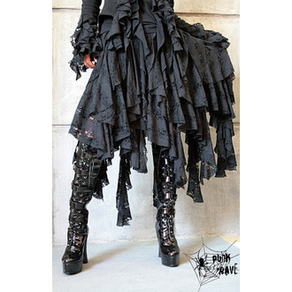 Women's skirt  PUNK RAVE - Decadence, PUNK RAVE