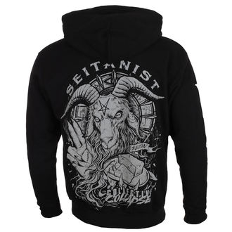hoodie men's - Seitanist - COLLECTIVE COLLAPSE - CCC019