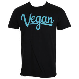 t-shirt men's - Vegan Letters - COLLECTIVE COLLAPSE