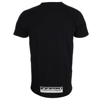 t-shirt men's - Straight Edge - COLLECTIVE COLLAPSE