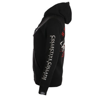 hoodie women's - Straight - COLLECTIVE COLLAPSE