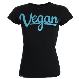 t-shirt women's - Vegan Letters - COLLECTIVE COLLAPSE
