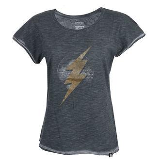 film t-shirt women's Liga spravedlivých - FLASH -