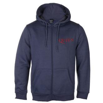 Men's hoodie Queen - Classic Crest - ROCK OFF, ROCK OFF, Queen