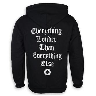 hoodie men's Motörhead - England - ROCK OFF - MHEADHOOD06MB