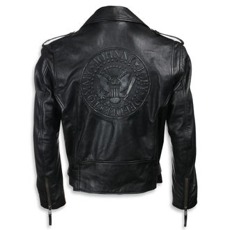leather jacket Ramones - BLACK - NNM, NNM, Ramones