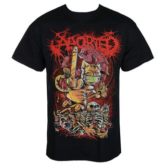 t-shirt metal men's Aborted - CATALITY - RAZAMATAZ, RAZAMATAZ, Aborted