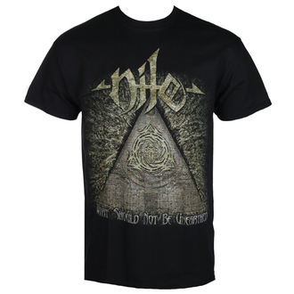 t-shirt metal men's Nile - WHAT SHOULD NOT BE UNEARTHED - RAZAMATAZ, RAZAMATAZ, Nile