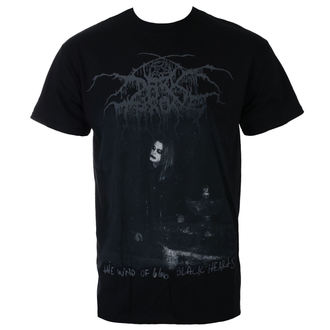 t-shirt metal men's Darkthrone - THE WIND OF 666 BLACK HEARTS - RAZAMATAZ, RAZAMATAZ, Darkthrone