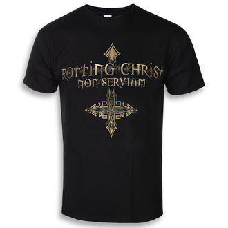 t-shirt metal men's Rotting Christ - Non Serviam - RAZAMATAZ - ST2221