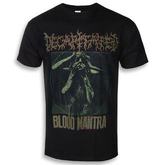 t-shirt metal men's Decapitated - Blood Mantra - RAZAMATAZ, RAZAMATAZ, Decapitated