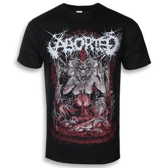 t-shirt metal men's Aborted - Baphomets - RAZAMATAZ, RAZAMATAZ, Aborted