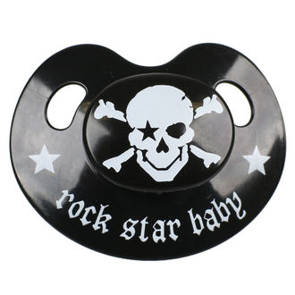 Pacifier ROCK STAR BABY - Pirate, ROCK STAR BABY