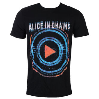 t-shirt metal men's Alice In Chains - Played - ROCK OFF, ROCK OFF, Alice In Chains