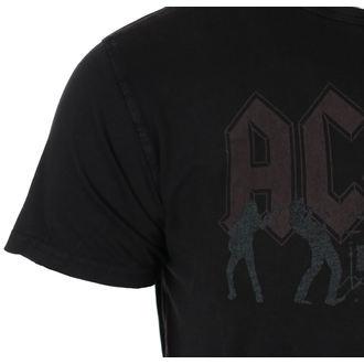 t-shirt metal men's AC-DC - Vintage Silhouettes - ROCK OFF, ROCK OFF, AC-DC