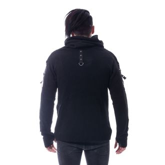 Men's jumper VIXXSIN - REACTOR - BLACK, VIXXSIN