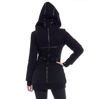Women's Jacket - POIZEN INDUSTRIES - REAVER - BLACK, POIZEN INDUSTRIES