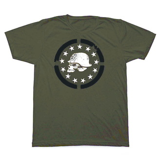 t-shirt street men's - REBELLION - METAL MULISHA, METAL MULISHA