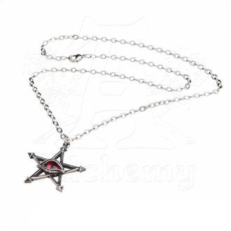 Necklace ALCHEMY GOTHIC - Red Curse, ALCHEMY GOTHIC