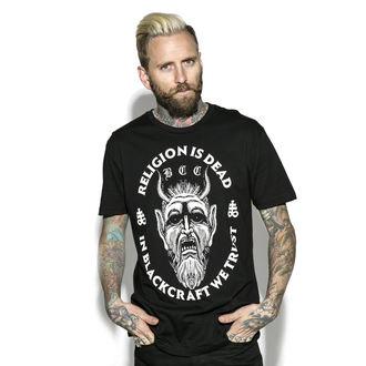 t-shirt men's - Religion is Dead - BLACK CRAFT, BLACK CRAFT