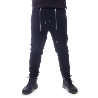 Men's pants (sweatpants) VIXXSIN - RELM - BLACK, VIXXSIN
