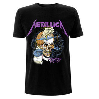 t-shirt metal men's Metallica - Damage Hammer - NNM, NNM, Metallica
