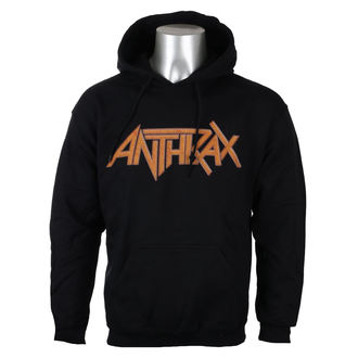 hoodie men's Anthrax - Evil Twin - ROCK OFF, ROCK OFF, Anthrax