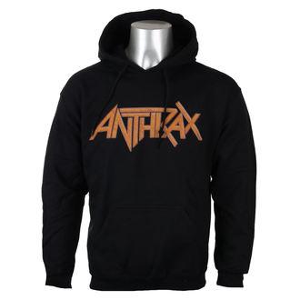 mikina pánská Anthrax - Evil Twin - ROCK OFF, ROCK OFF, Anthrax