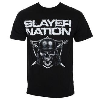 t-shirt metal men's Slayer - NATION 2014 DATEBACK - ROCK OFF, ROCK OFF, Slayer
