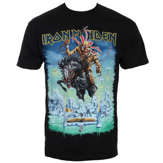 t-shirt metal men's Iron Maiden - Tour Trooper - ROCK OFF, ROCK OFF, Iron Maiden