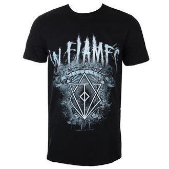 t-shirt metal men's In Flames - Battles Crest - ROCK OFF, ROCK OFF, In Flames