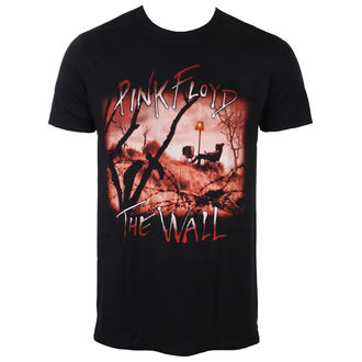 t-shirt metal men's Pink Floyd - The Wall Meadow - ROCK OFF, ROCK OFF, Pink Floyd