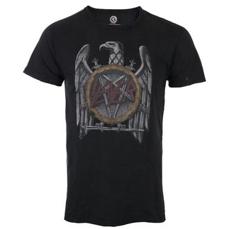 t-shirt metal men's Slayer - Vintage Eagle - ROCK OFF, ROCK OFF, Slayer
