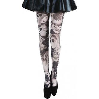 Tights PAMELA MANN - Riley - Black / White, PAMELA MANN