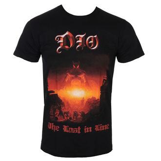 t-shirt metal men's Dio - The Last In Line - ROCK OFF, ROCK OFF, Dio