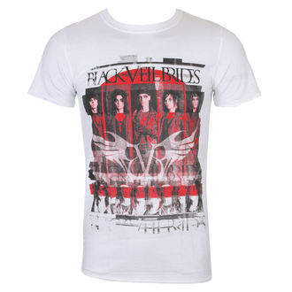 t-shirt metal men's Black Veil Brides - Group Scatter - ROCK OFF, ROCK OFF, Black Veil Brides