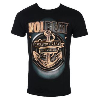t-shirt metal men's Volbeat - Anchor - ROCK OFF, ROCK OFF, Volbeat