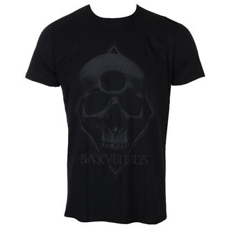 t-shirt metal men's Black Veil Brides - 3rd Eye Skull - ROCK OFF, ROCK OFF, Black Veil Brides