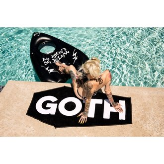 towel BLACK CRAFT - Goth - BT001GT