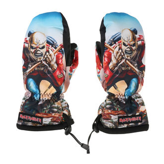 Mittens Iron Maiden - Trooper - CELTEK, CELTEK, Iron Maiden
