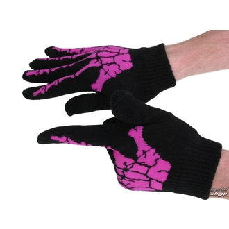 gloves BONE - 59013-782 pink, ROCK DADDY