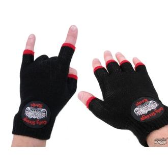 gloves fingerless EMILY THE STRANGE, EMILY THE STRANGE