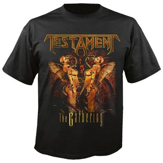 t-shirt metal men's Testament - The gathering 2017 - NUCLEAR BLAST, NUCLEAR BLAST, Testament