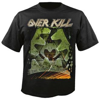 t-shirt metal men's Overkill - The grinding wheel - NUCLEAR BLAST, NUCLEAR BLAST, Overkill