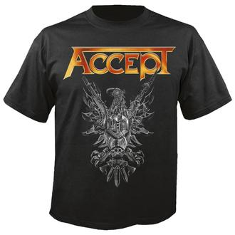 t-shirt metal men's Accept - The rise of chaos - NUCLEAR BLAST - 26210_TS
