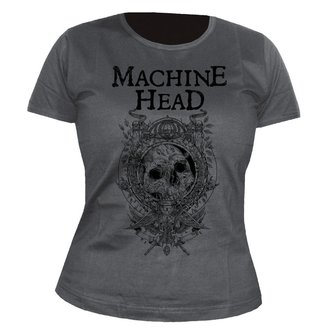 t-shirt metal women's Machine Head - NUCLEAR BLAST - NUCLEAR BLAST, NUCLEAR BLAST, Machine Head