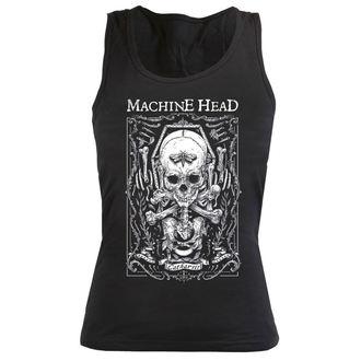 Top Women's MACHINE HEAD - Moth - NUCLEAR BLAST, NUCLEAR BLAST, Machine Head