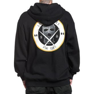 hoodie men's - SKI CLUB - SULLEN, SULLEN