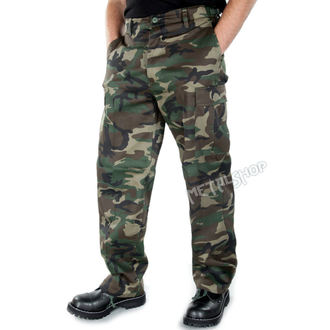Pants Men' SURPLUS - HOSE UBERGROEE - WOODLAND, SURPLUS