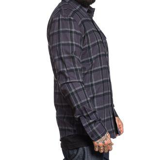 Shirt Men's SULLEN - GUNMETAL - BLACK / STEEL, SULLEN